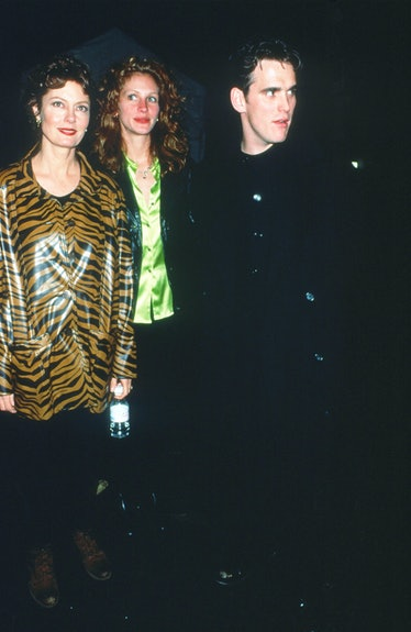 Celebrities At Fashion Shows