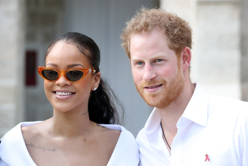Prince Harry Visits The Caribbean - Day 11
