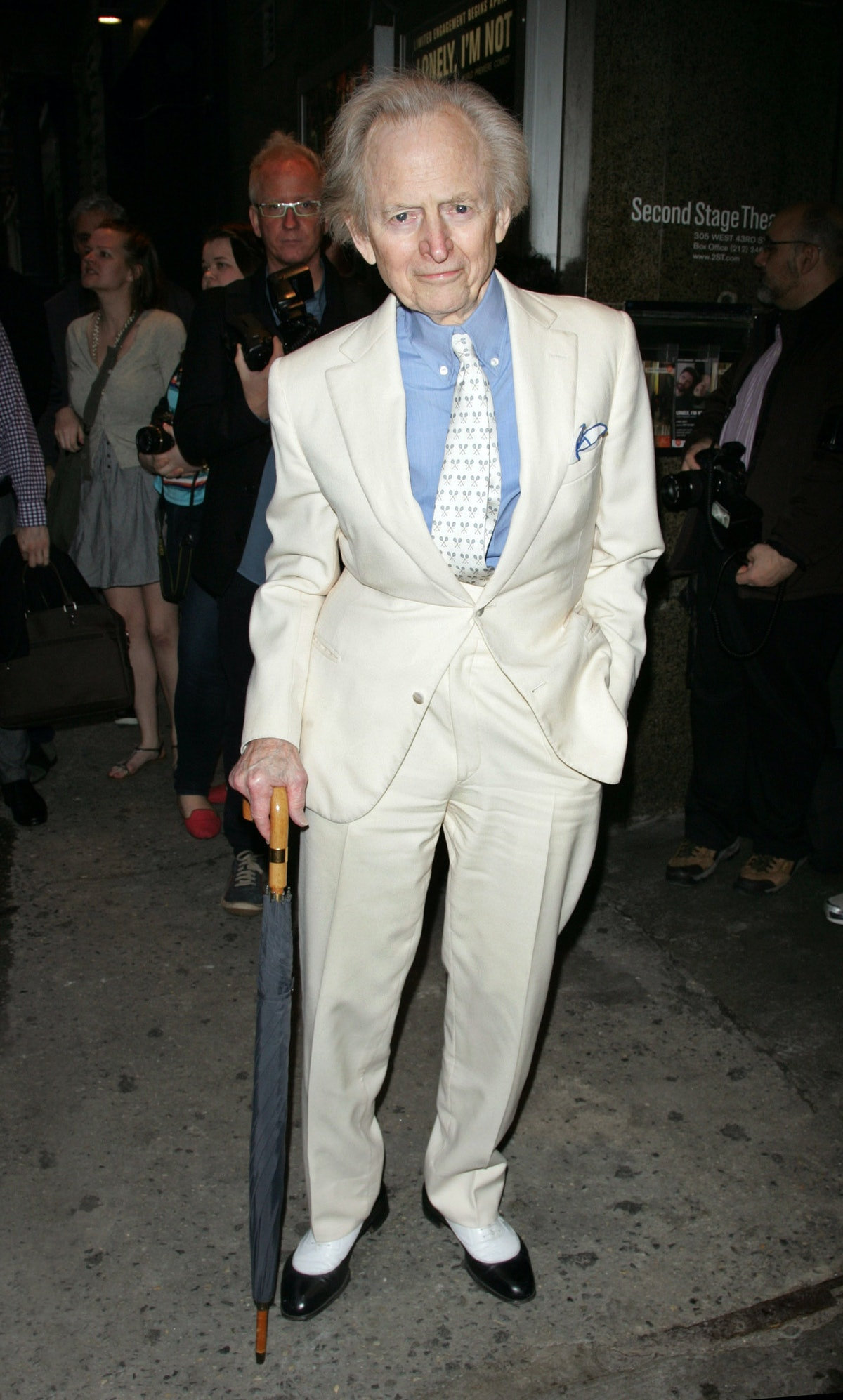 """""""Lonely, I'm Not"""" Off-Broadway Opening Night - Arrivals & Curtain Call"""