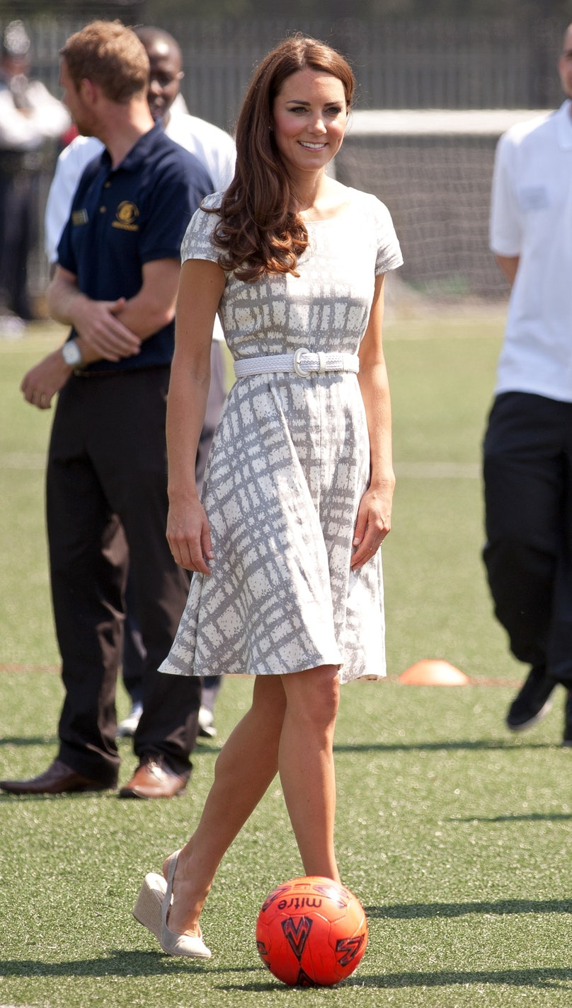 The Duke And Duchess Of Cambridge And Prince Harry Visit Bacon's College
