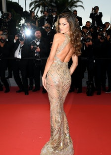 """""""Burning (Beoning)"""" Red Carpet Arrivals - The 71st Annual Cannes Film Festival"""