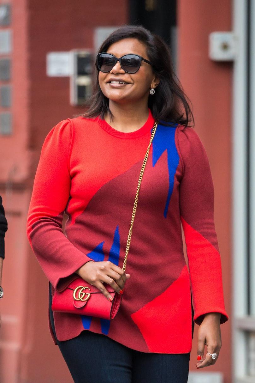 Celebrity Sightings in New York City - April 27, 2017