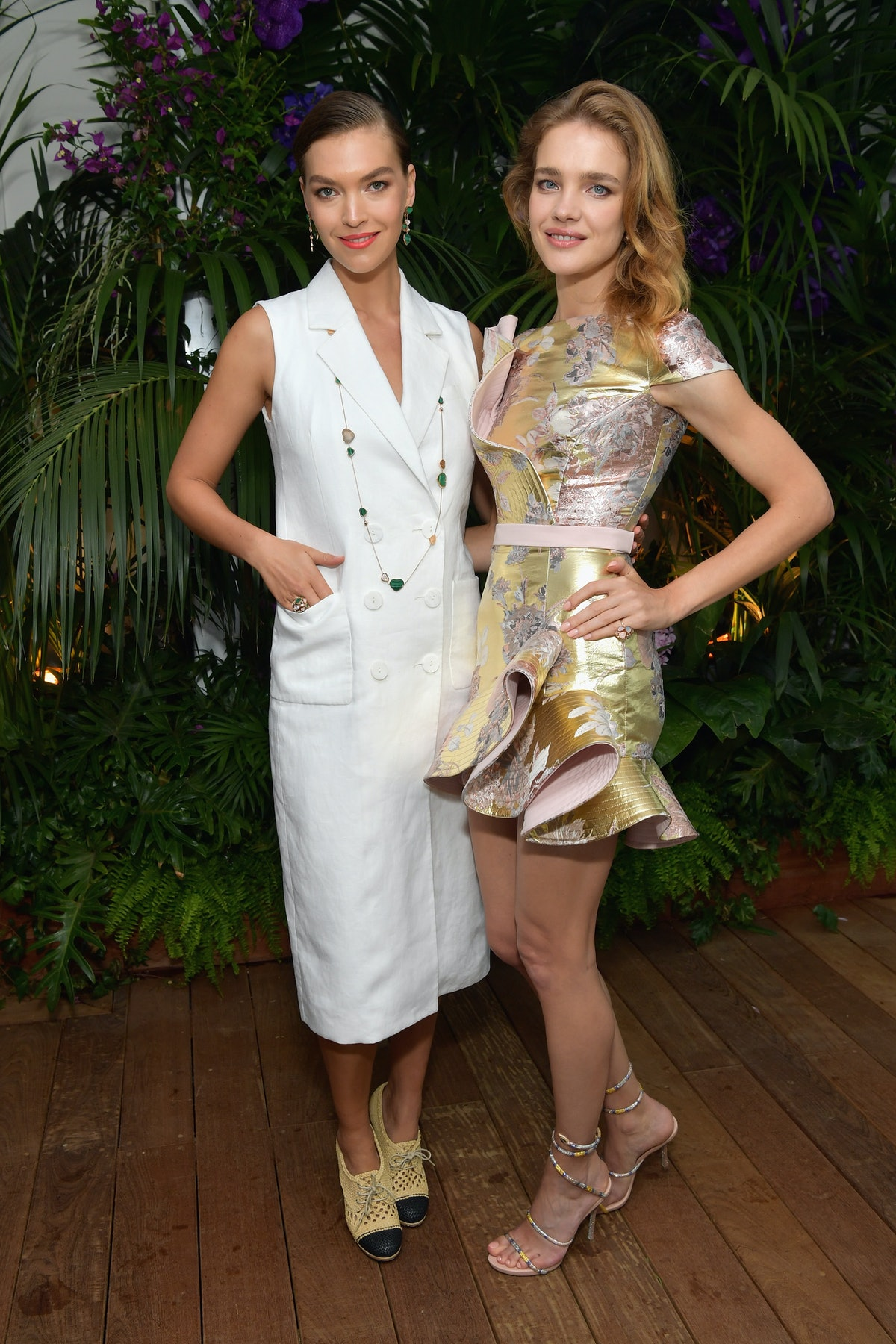 Happy Hearts Foundation And Chopard Host Lunch - The 71st Annual Cannes Film Festival