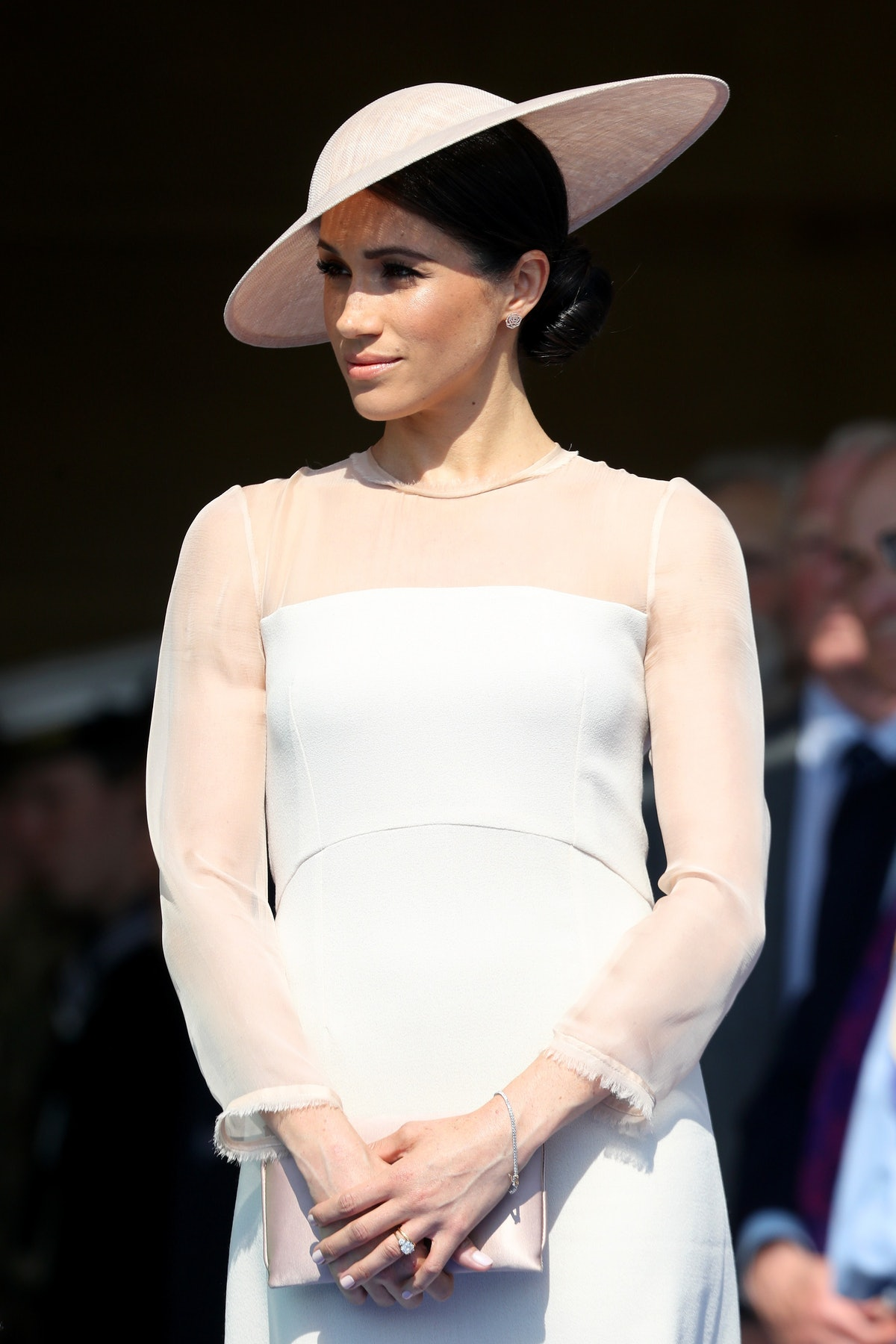 Meghan Markle and Prince Harry Attend The Prince Of Wales' 70th Birthday Patronage Celebration