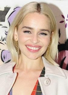 emilia clarke hair cut