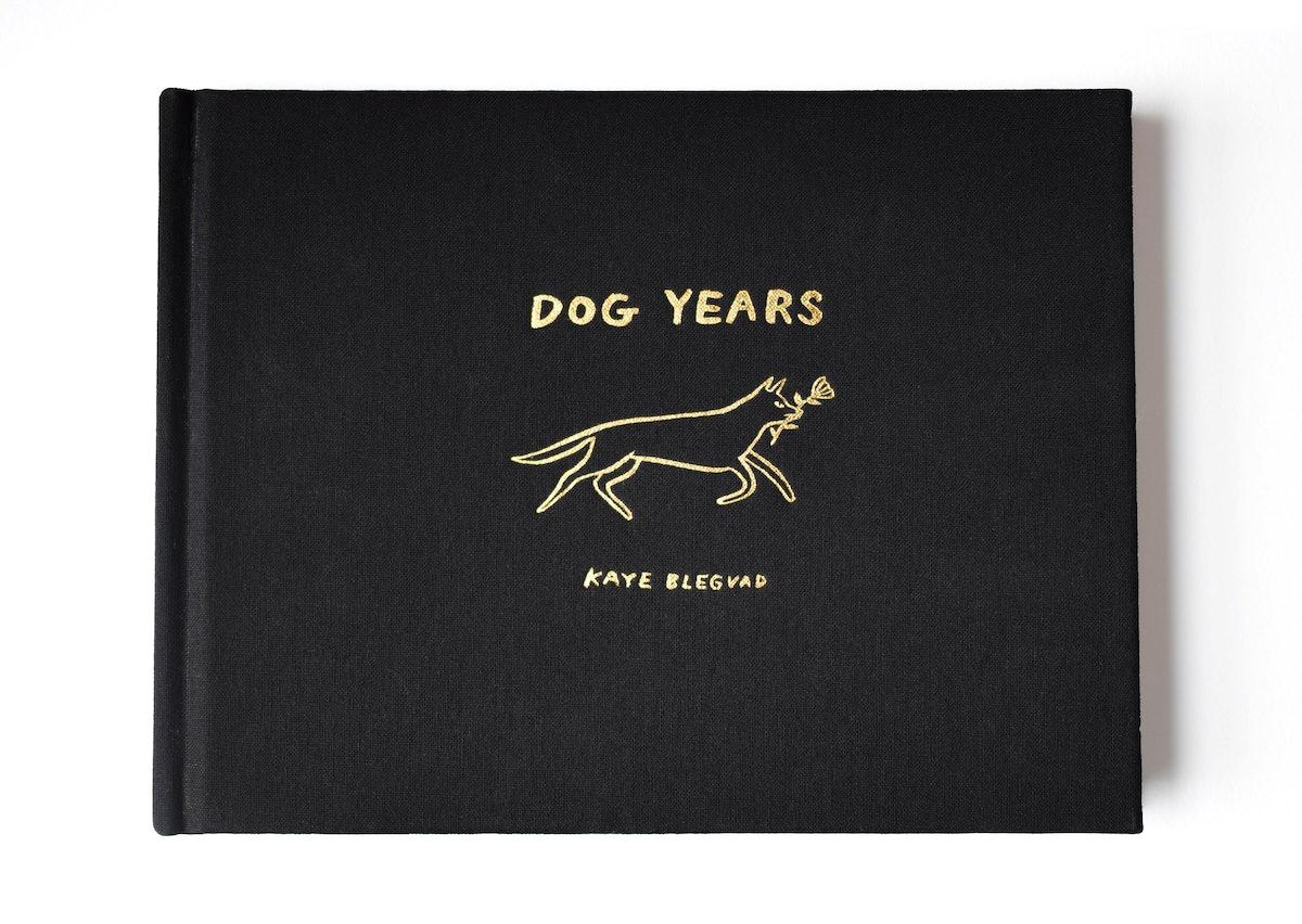 Kaye Blegvad Dog Years book cover.jpg