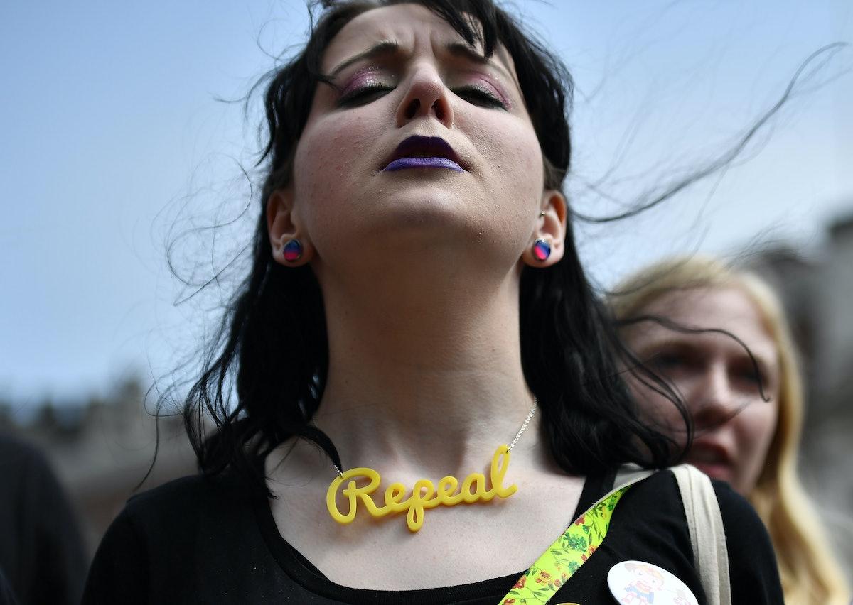 Ireland Abortion Ban Repeal