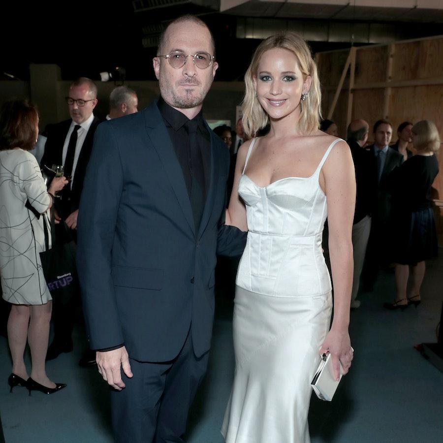 Darren Aronofsky  Jennifer Lawrence