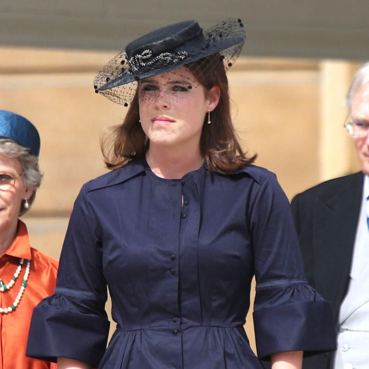Princess Eugenie hat lead