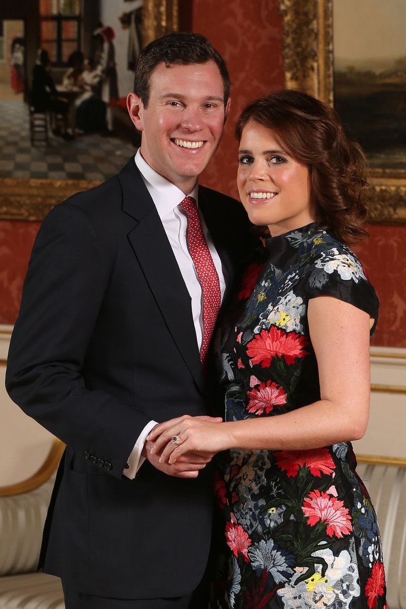 Princess Eugenie Announces Engagement to Jack Brooksbank