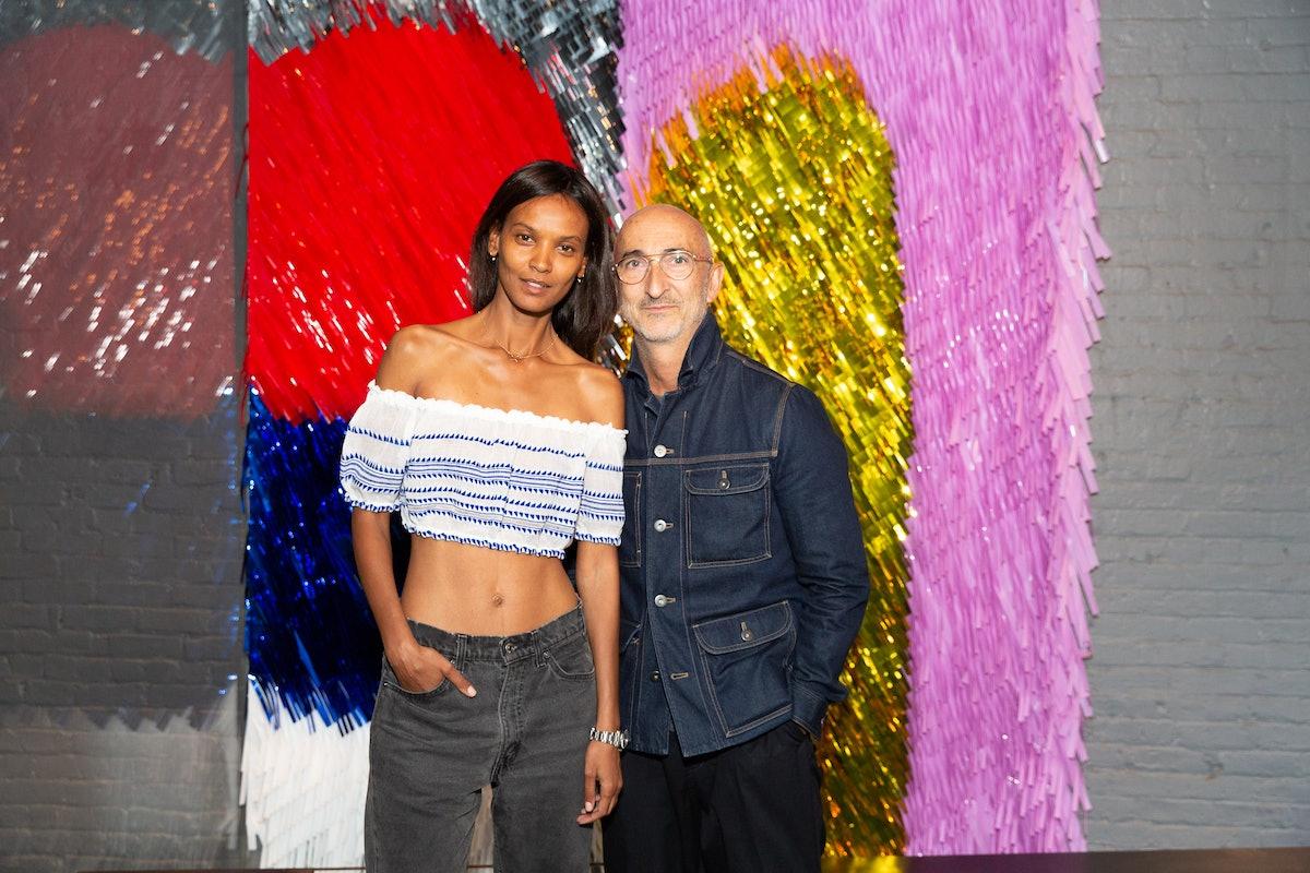Pierre Hardy & Liya Kebede : Celebrate PIERRE HARDY x lemlem