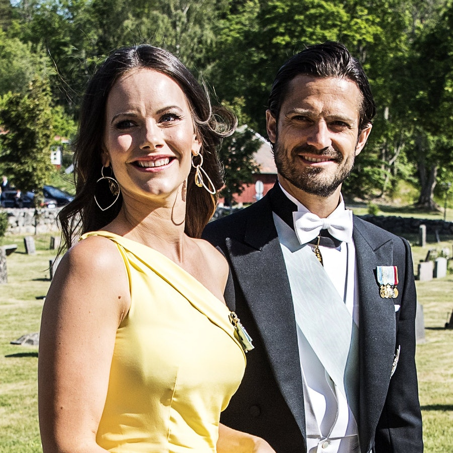 Prince Carl Philip Sofia lead