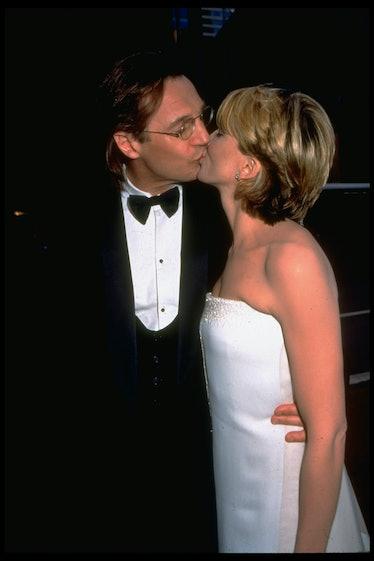 Liam Neeson [& Wife];Natasha Richardson