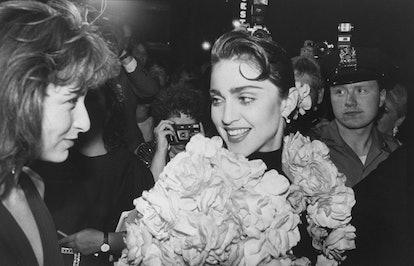 Madonna;Jennifer Grey