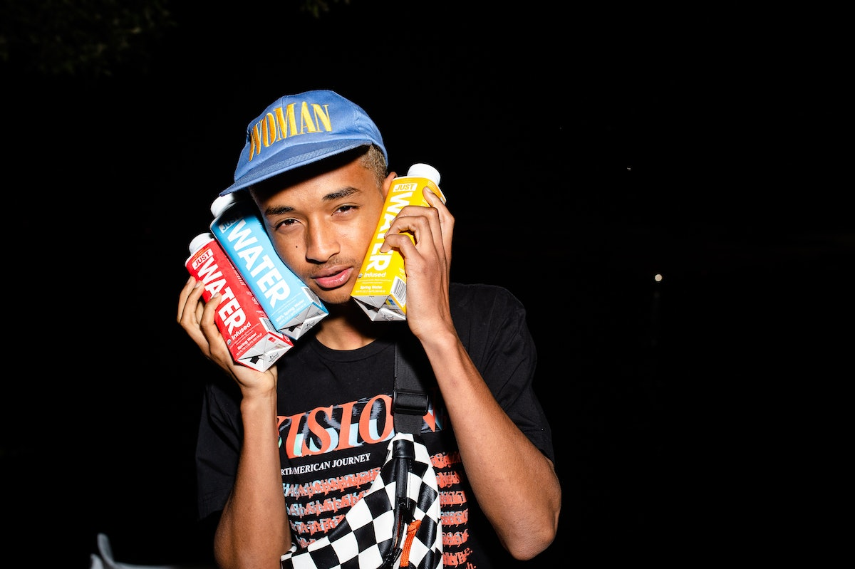 Surfrider and JUST Water present Jaden Smith : Concert Series  at The Surf Lodge