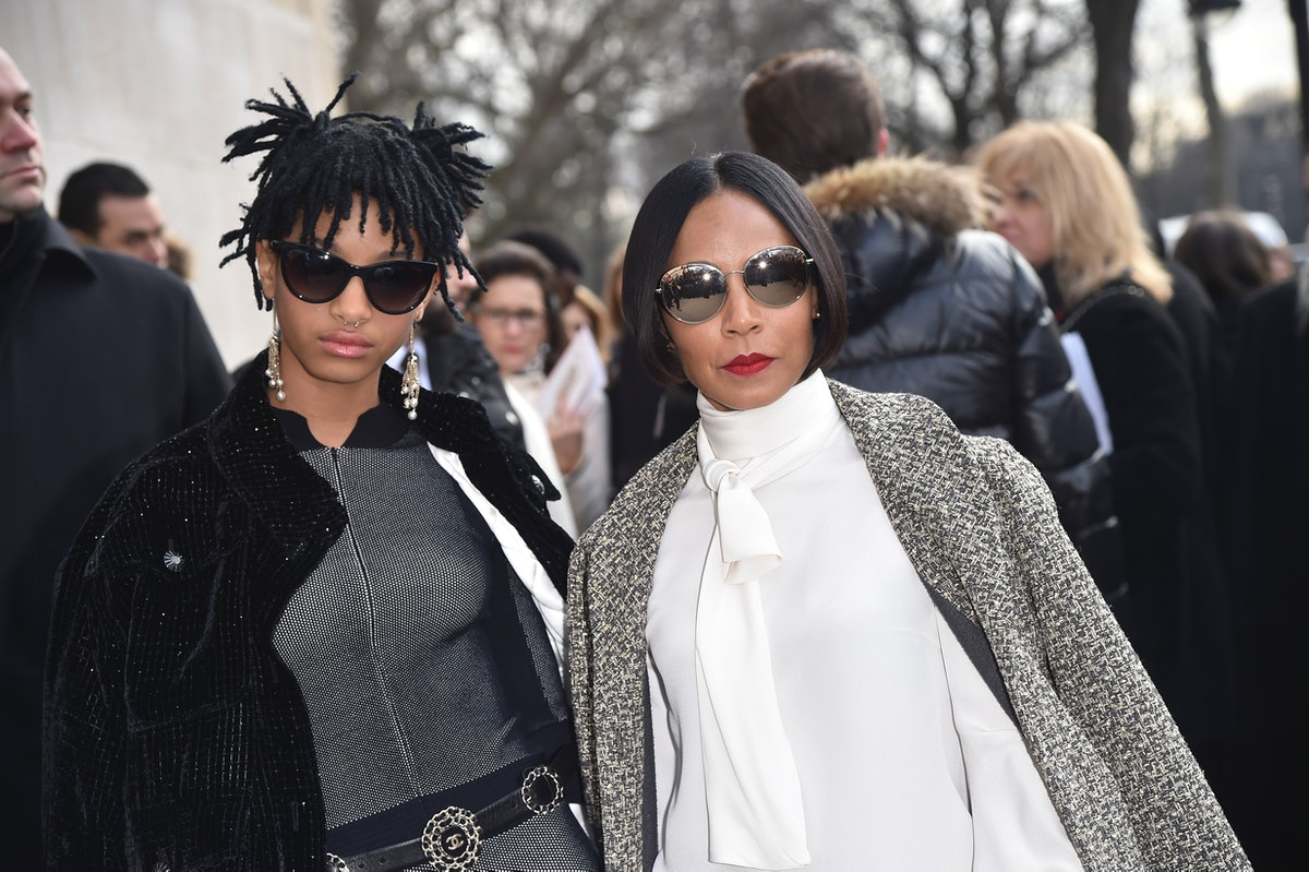 Celebrity Sightings : Day Eight  - Paris Fashion Week : Womenswear Fall Winter 2016/2017