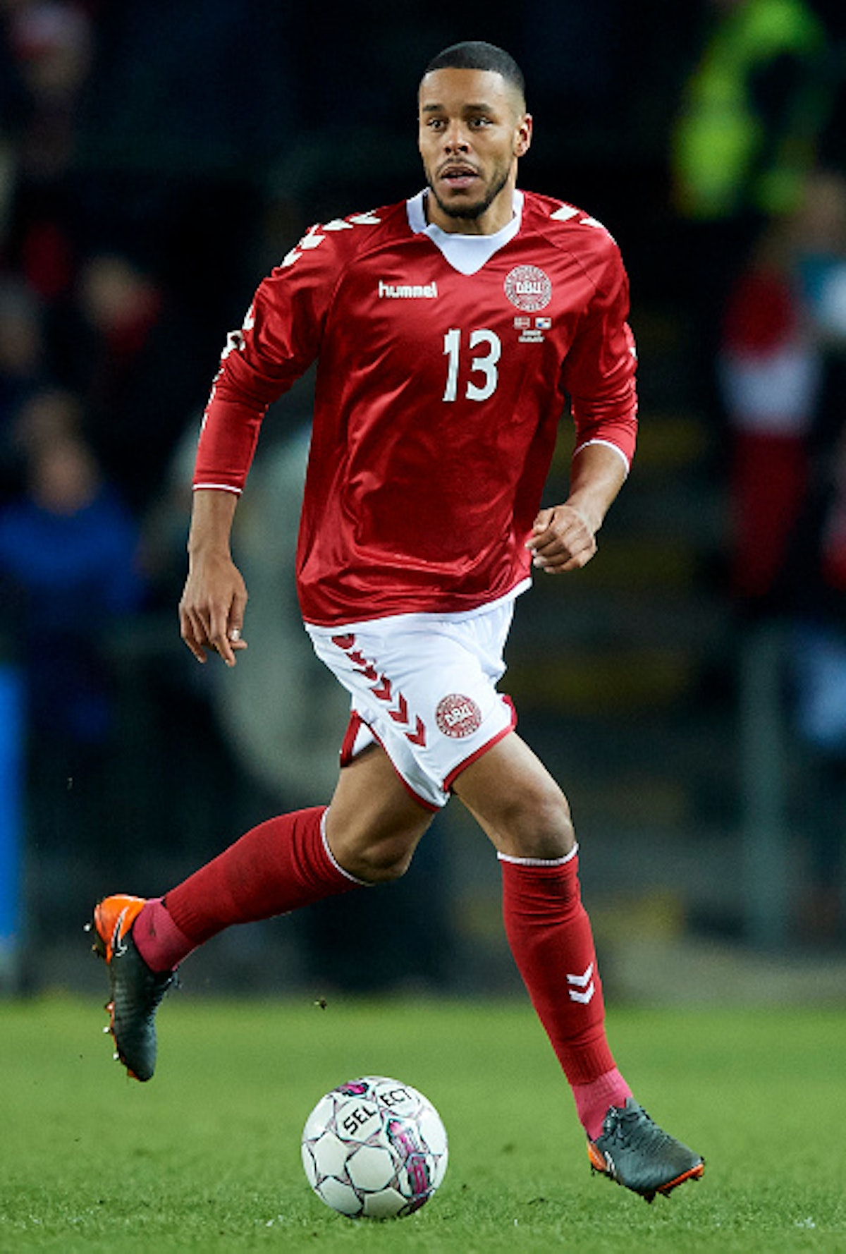 Denmark Players for World Cup 2018
