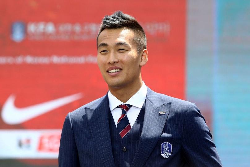 South Korea World Cup Team Sending Off Ceremony