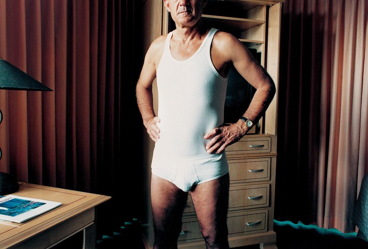 Father with white underwear, 1998.jpg