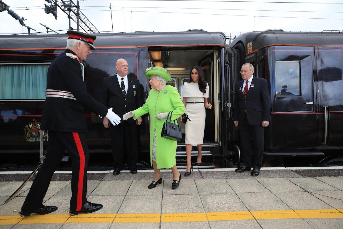 Queen Elizabeth II and Meghan Markle_2