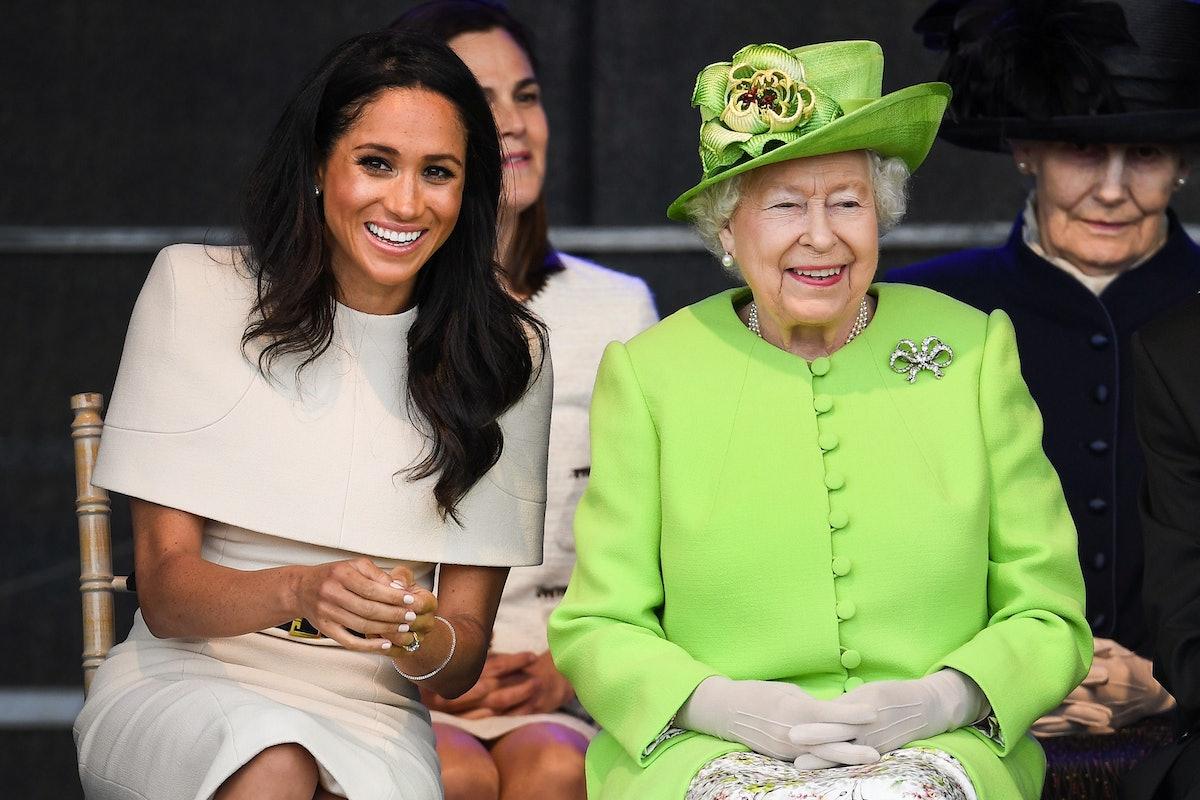 Queen Elizabeth II and Meghan Markle_lead