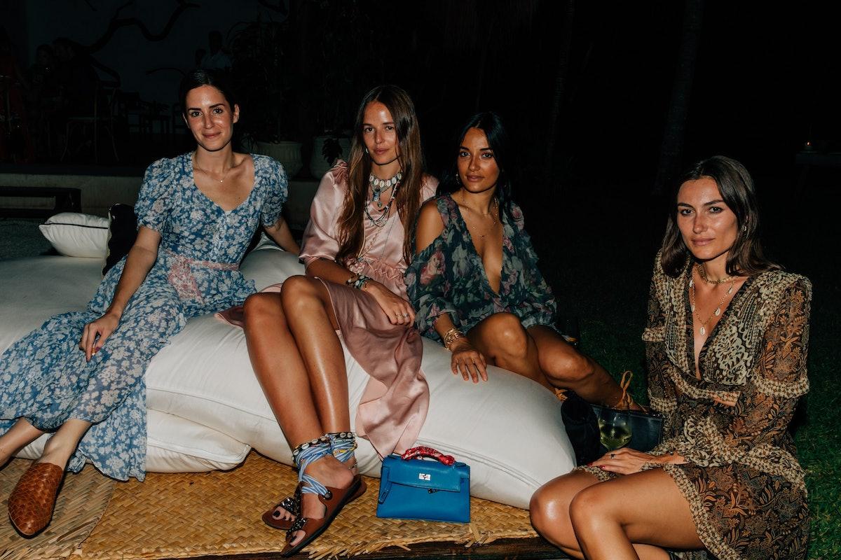 Friday_Gala Gonzalez, Carlotta Oddi, Amina Muaddi, Giorgia Tordini.jpg