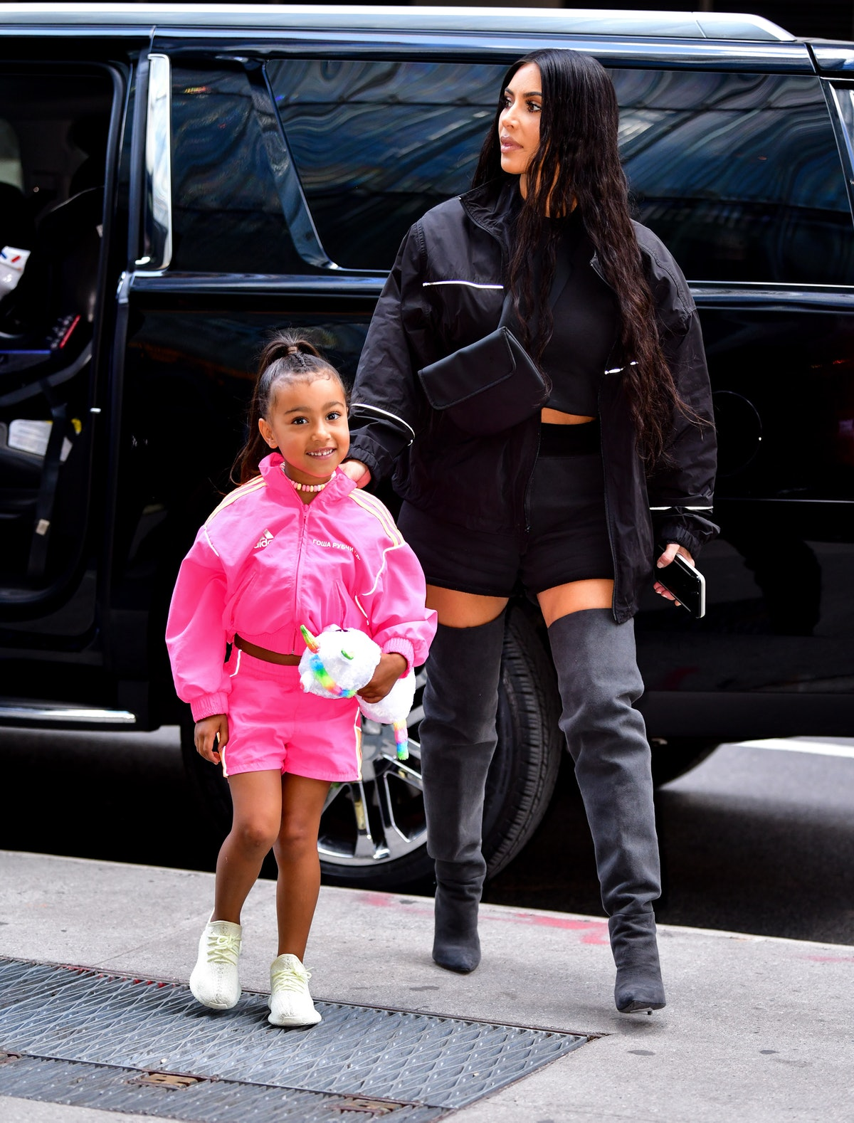Celebrity Sightings in New York City - June 14, 2018