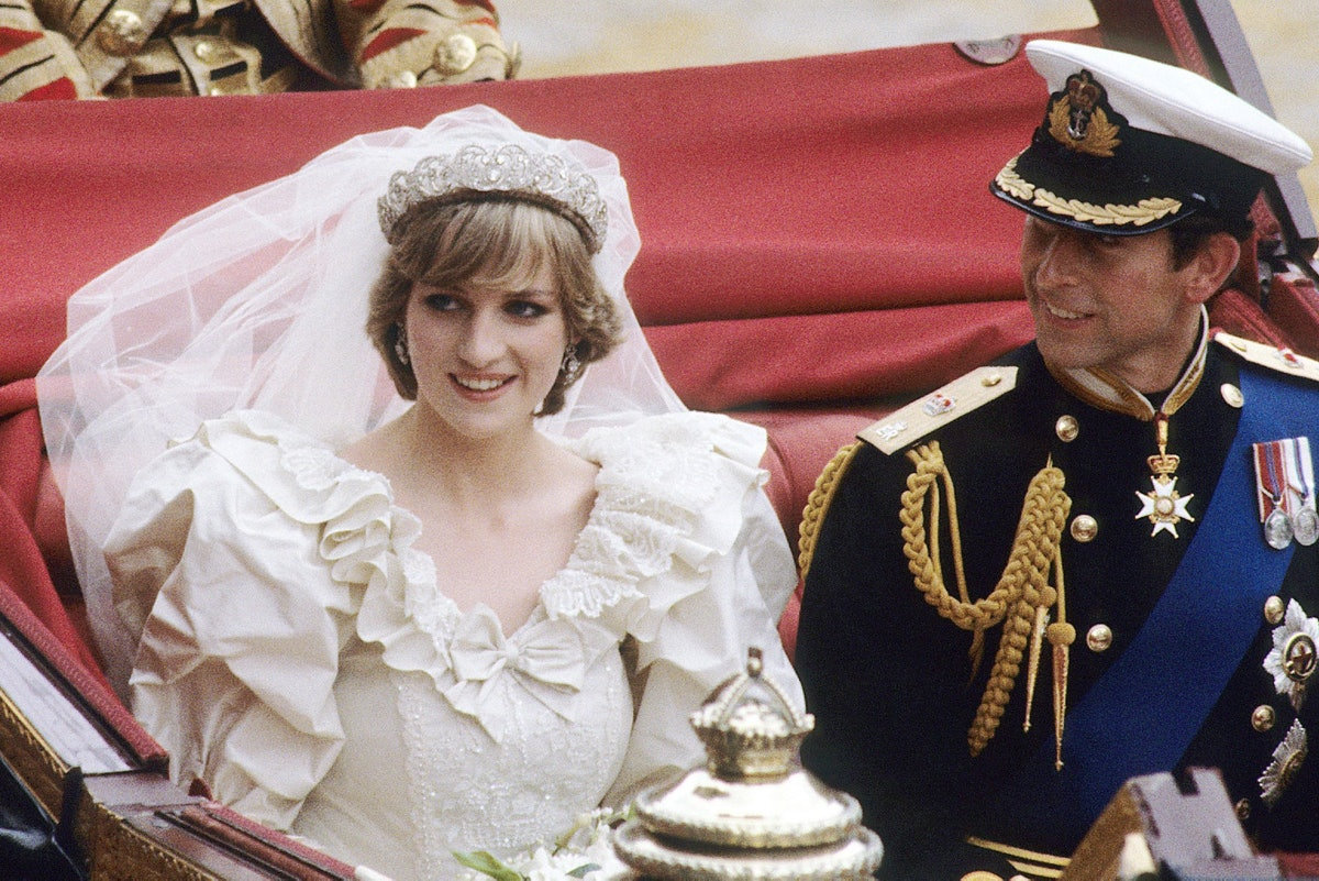 Celia McCorquodale princess diana tiara lead