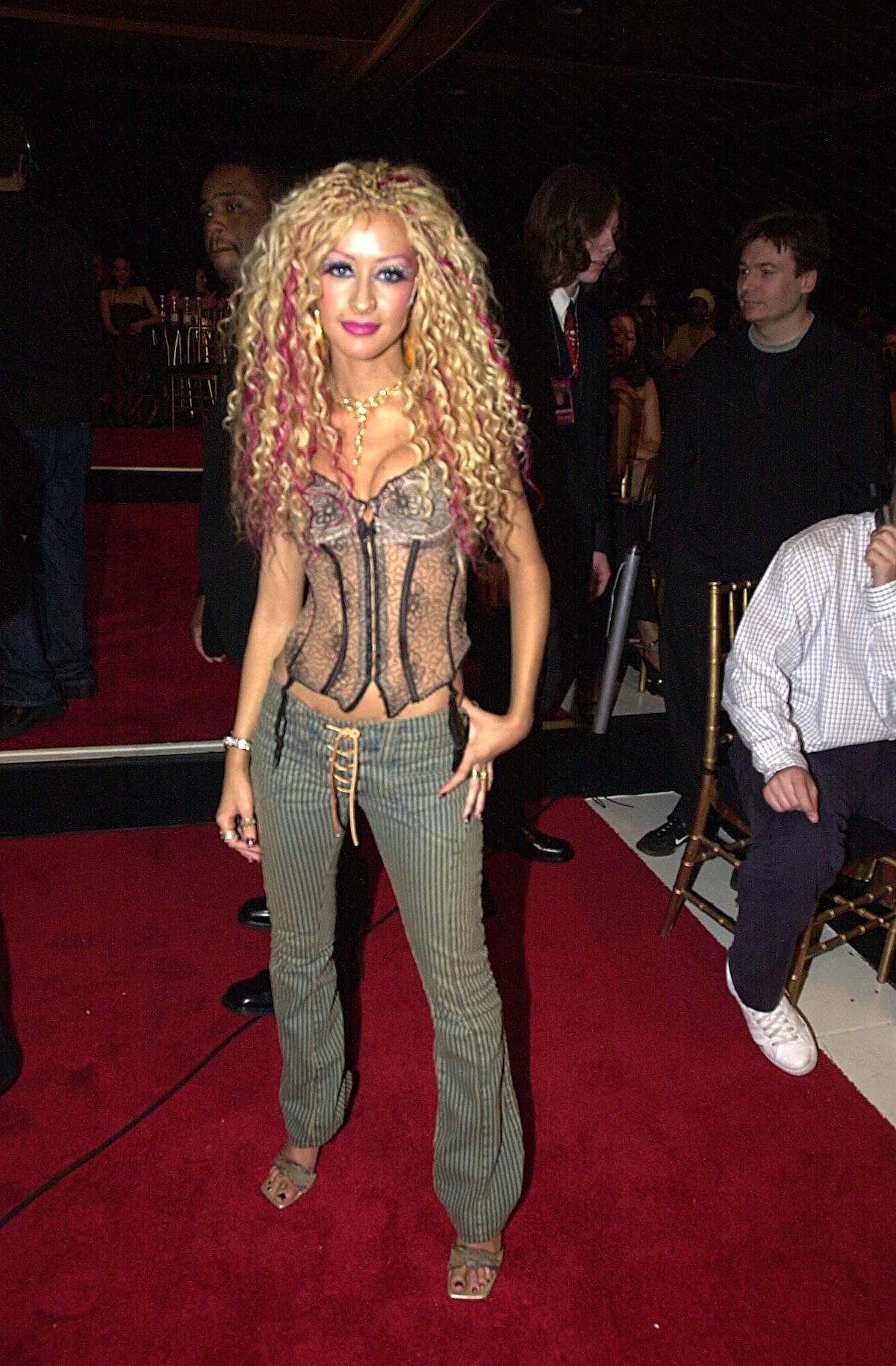 2001 MTV Movie Awards - Arrivals