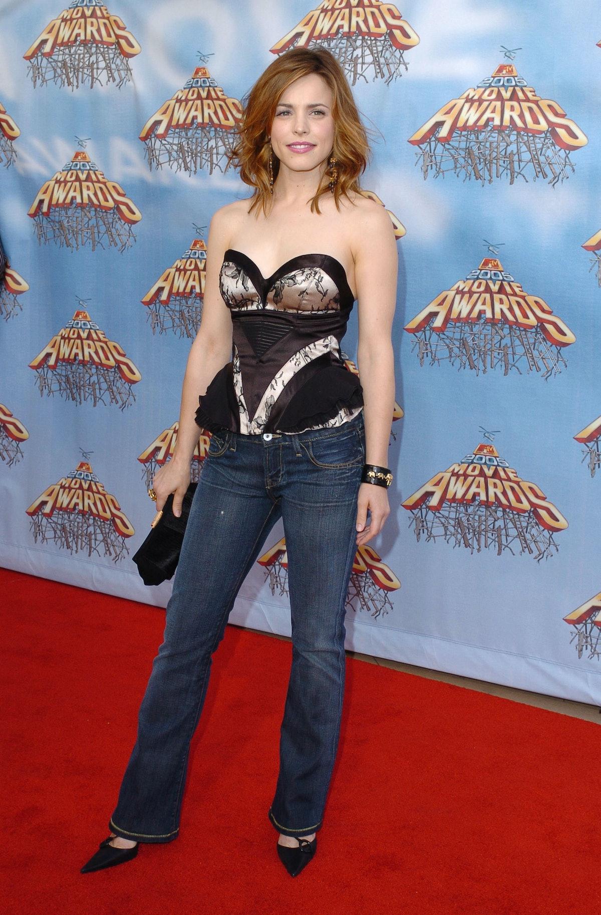 2005 MTV Movie Awards - Arrivals