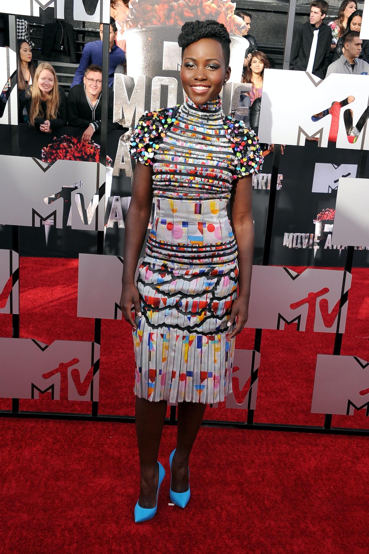 2014 MTV Movie Awards - Arrivals