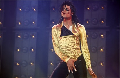 Michael Jackson?s concert In Rotterdam, Netherlands On July 01, 1992.