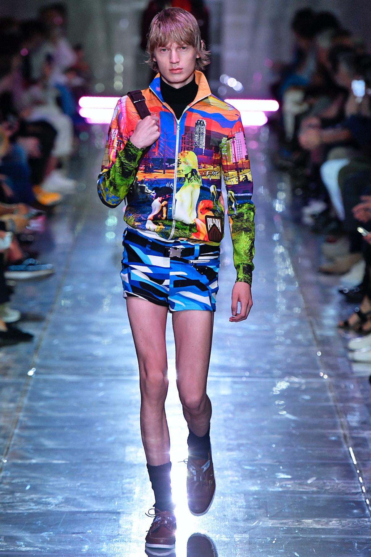 Prada - Runway - Milan Men's Fashion Week Spring/Summer 2019