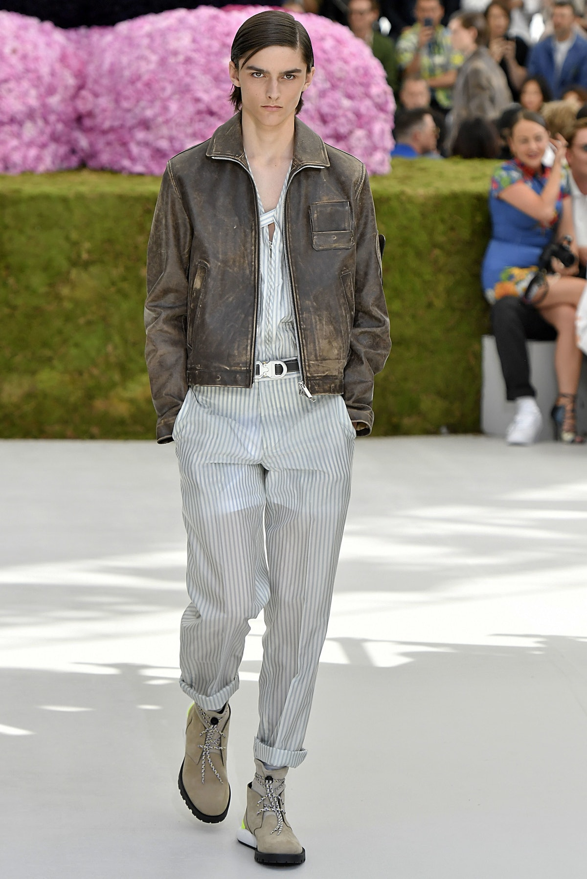 Dior Homme : Runway - Paris Fashion Week - Menswear Spring/Summer 2019