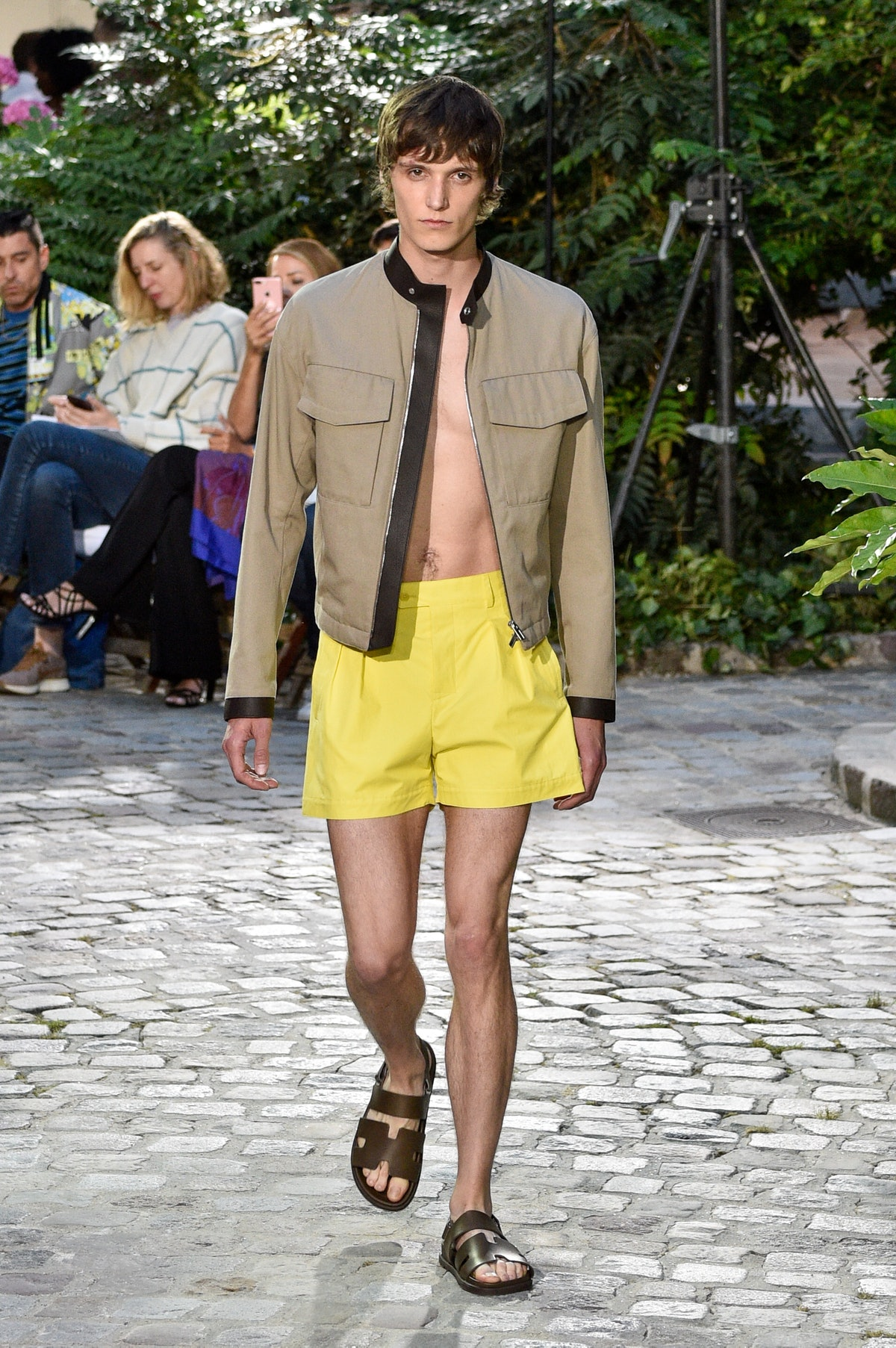 Hermes: Runway - Paris Fashion Week - Menswear Spring/Summer 2019