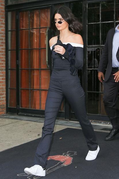 Celebrity Sightings In New York - September 08, 2017