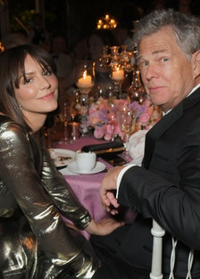 Katharine McPhee and David Foster get Engaged During their European Vacation lead