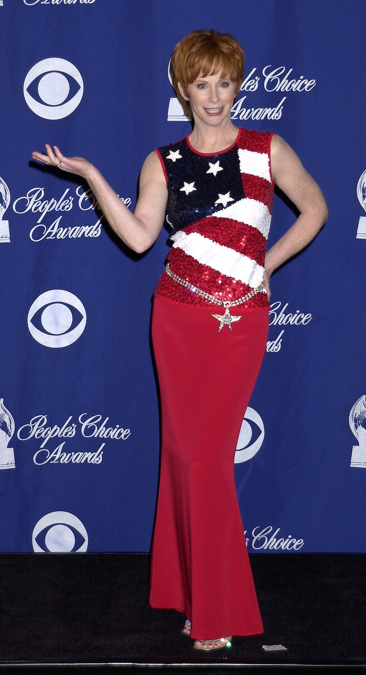 28th Annual People's Choice Awards - General Photo Room