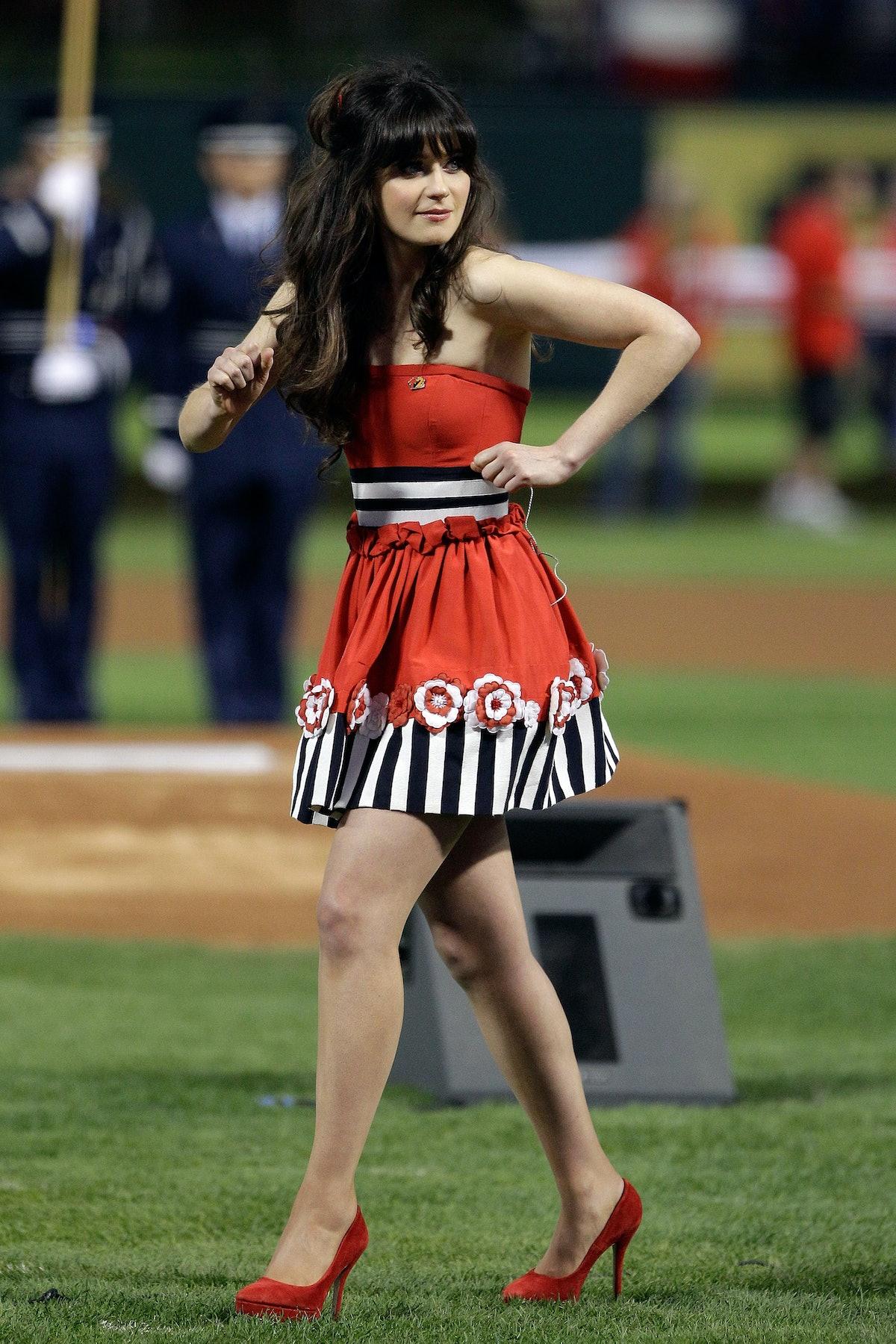 2011 World Series Game 4 - Texas Rangers v St Louis Cardinals