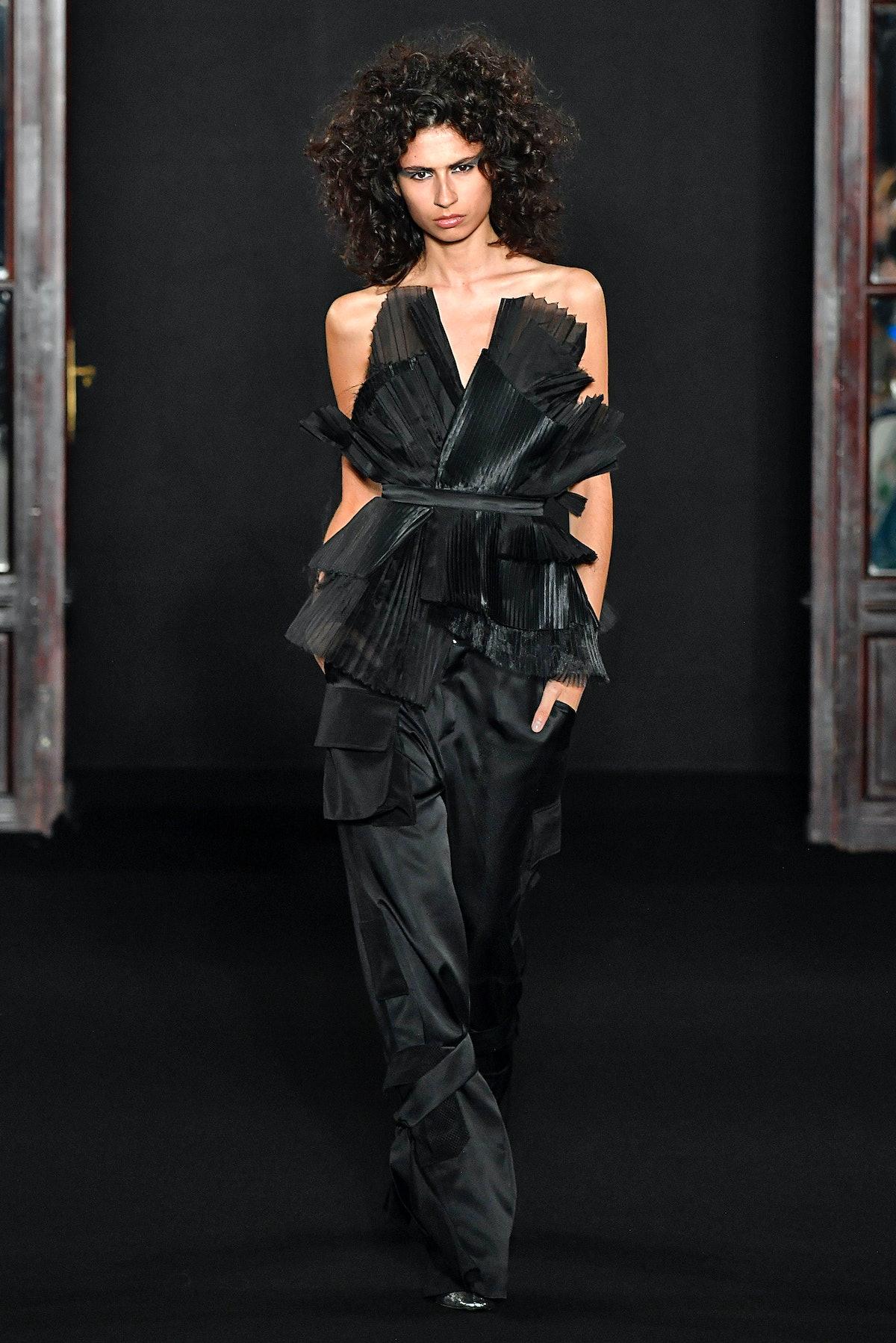 RVDK Ronald Van Der Kemp : Runway - Paris Fashion Week - Haute Couture Fall Winter 2018/2019