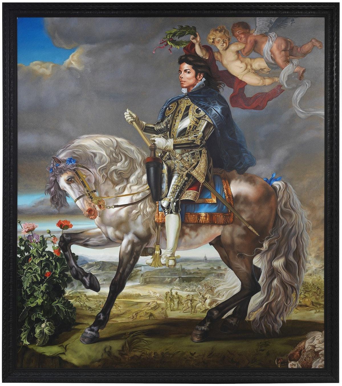 089_Equestrian Portrait of King Philip II, 2009 by Kehinde Wiley.jpg
