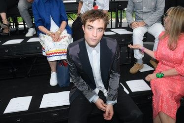 Dior Homme: Front Row - Paris Fashion Week - Menswear Spring/Summer 2019