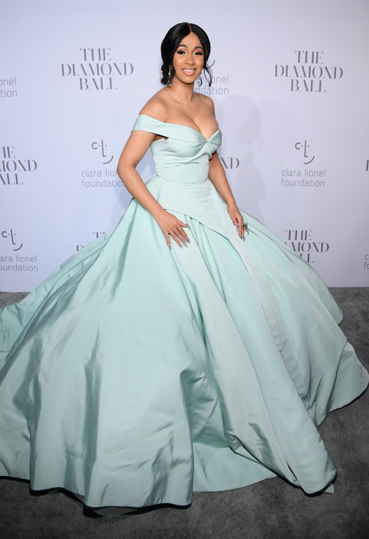 Rihanna's 3rd Annual Diamond Ball Benefitting The Clara Lionel Foundation at Cipriani Wall Street - ...