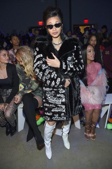 Jeremy Scott - Front Row - February 2018 - New York Fashion Week: The Shows