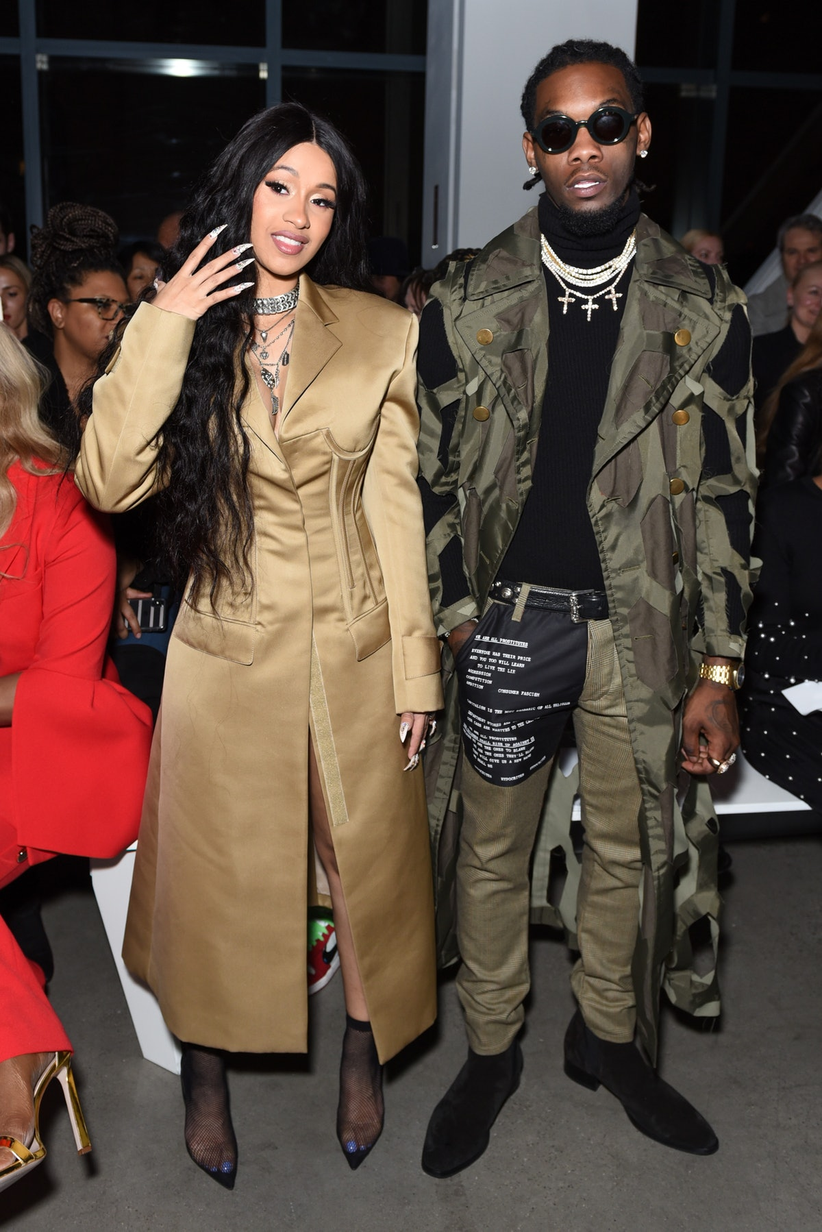 Prabal Gurung - Front Row - February 2018 - New York Fashion Week: The Shows