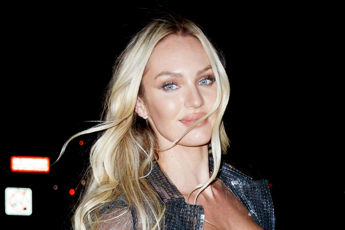 Candice Swanepoel Responds To Trolls Shaming Her Post Pregnancy Body lead