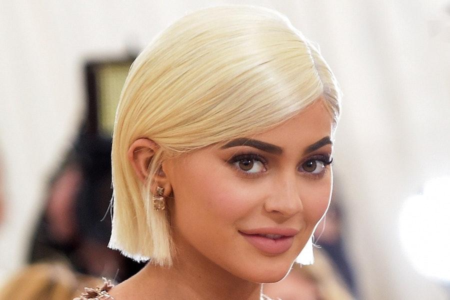 Kylie Jenner Reveals Stormi's Pierced Ears lead
