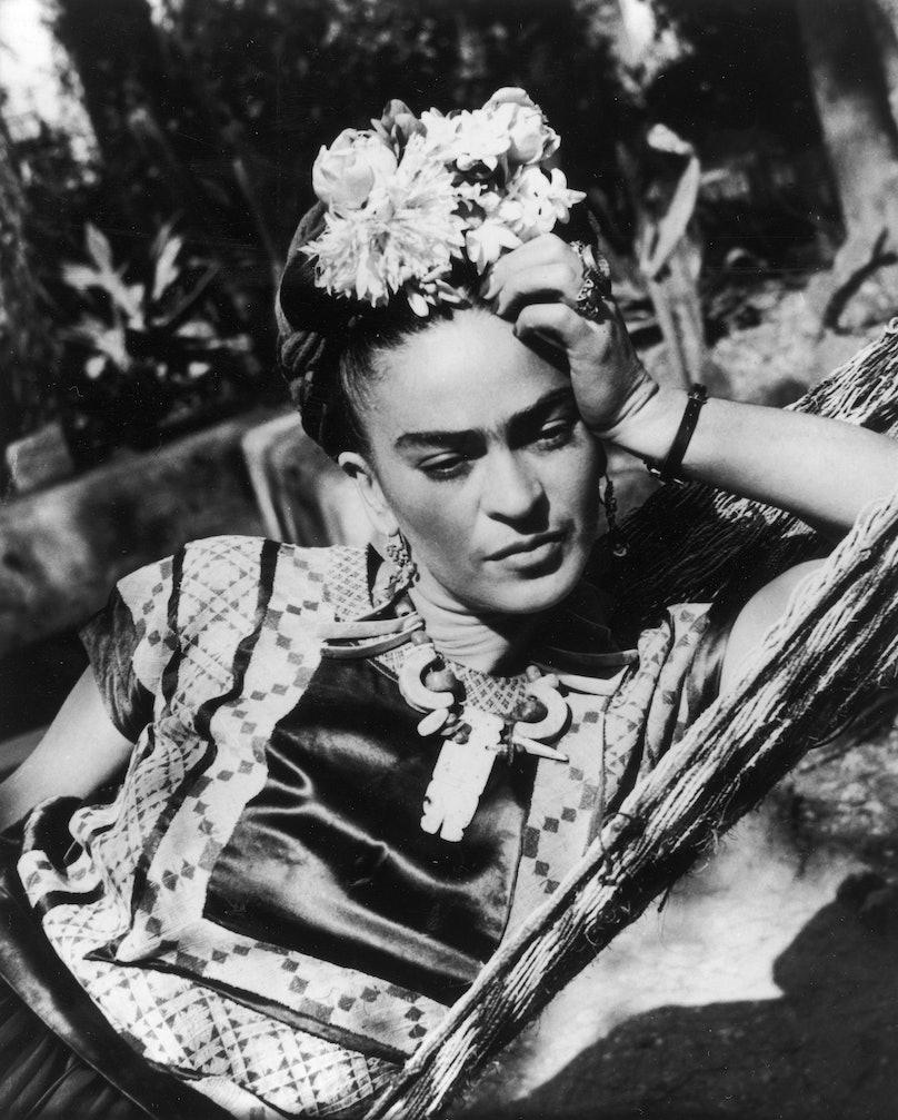 Thoughtful Frida