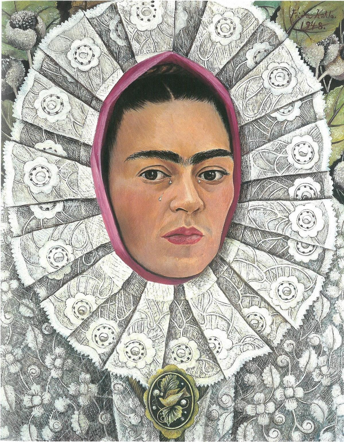 Self-Portrait, Frida Kahlo, 1948 (c) Private Collection.jpg
