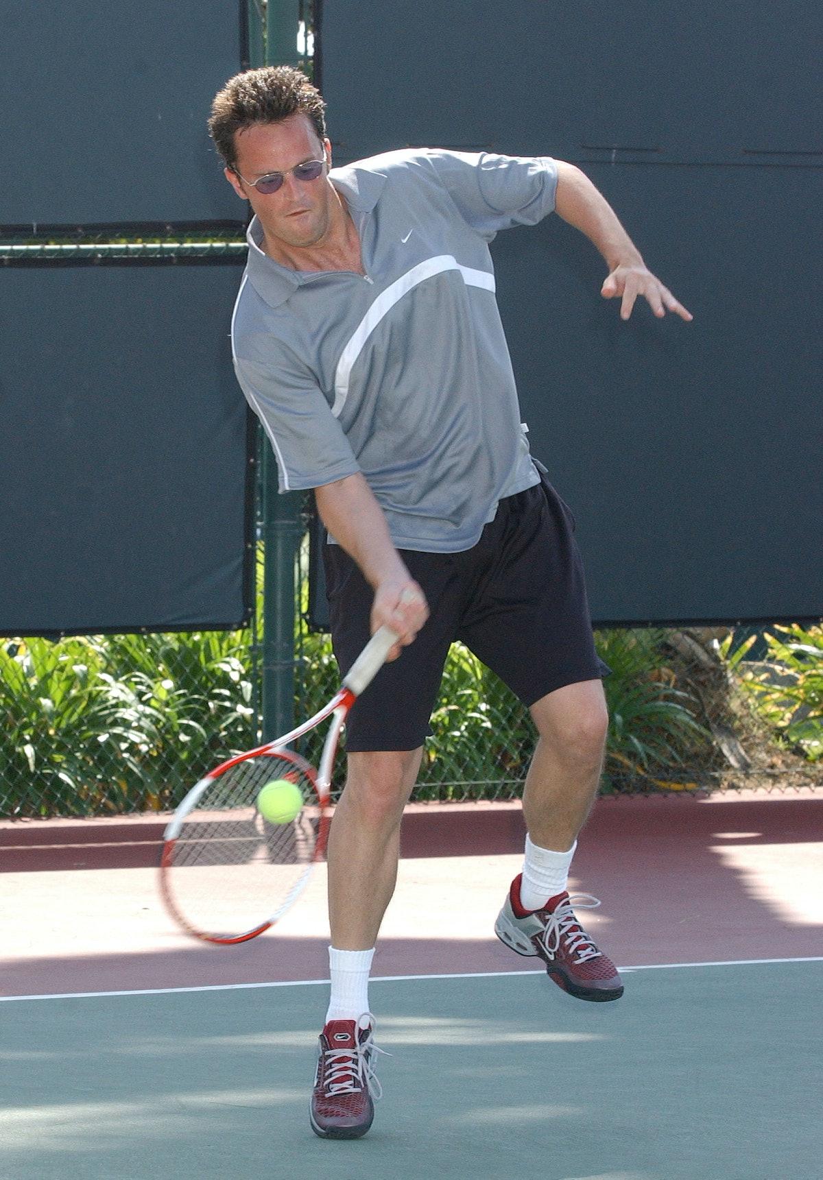 2004 Racquet Rumble Celebrity Tennis Tournament